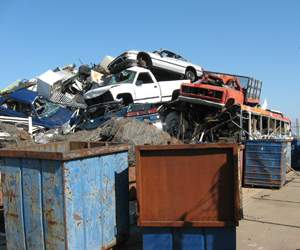 Desguaces la torre recogida de vehiculos